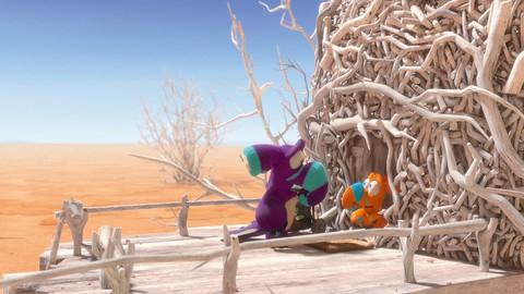 кадр №211611 из фильма Упс… Ной уплыл!