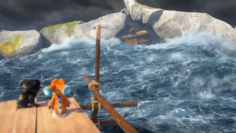 кадр №211614 из фильма Упс… Ной уплыл!