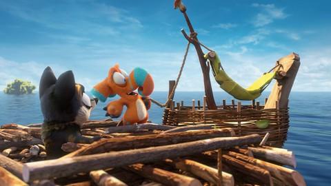 кадр №211616 из фильма Упс… Ной уплыл!