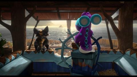 кадр №211619 из фильма Упс… Ной уплыл!