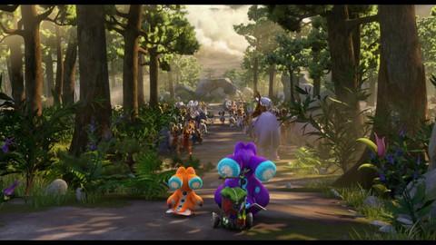 кадр №211621 из фильма Упс… Ной уплыл!