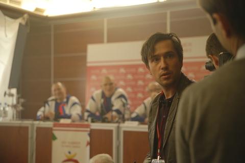 кадр №211804 из фильма Чемпионы: Быстрее. Выше. Сильнее