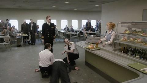 кадр №212100 из фильма Голубь сидел на ветке, размышляя о бытии