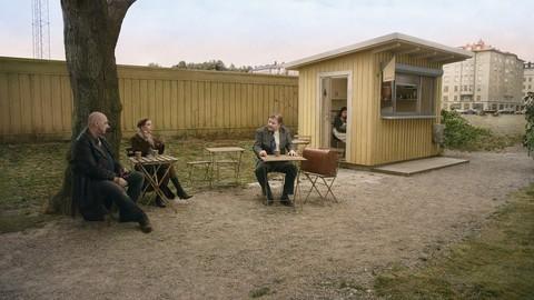кадр №212111 из фильма Голубь сидел на ветке, размышляя о бытии