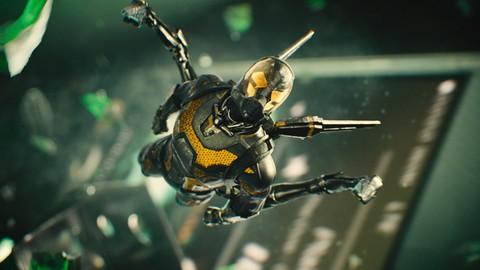 кадр №212655 из фильма Человек-муравей