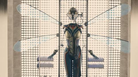 кадр №212795 из фильма Человек-муравей