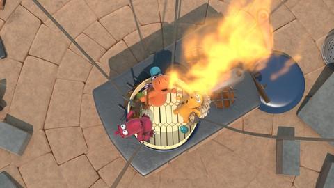 кадр №213344 из фильма Кокоша — маленький дракон