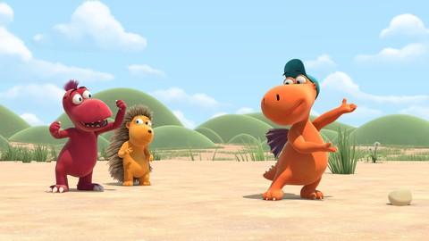 кадр №213349 из фильма Кокоша — маленький дракон