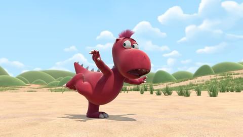 кадр №213350 из фильма Кокоша — маленький дракон