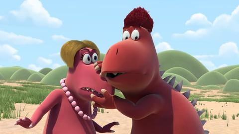 кадр №213353 из фильма Кокоша — маленький дракон