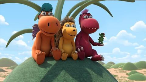 кадр №213355 из фильма Кокоша — маленький дракон