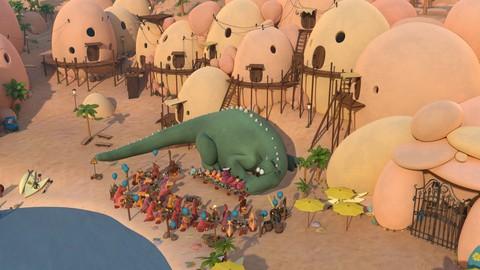 кадр №213358 из фильма Кокоша — маленький дракон