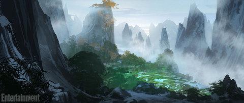 кадр №213654 из фильма Кунг-фу панда 3