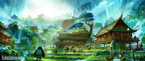 кадр №213657 из фильма Кунг-фу панда 3