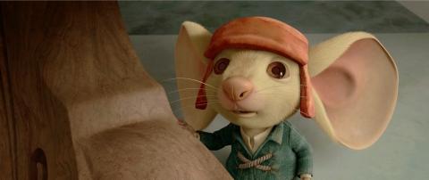 кадры из фильма Приключения Десперо