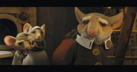 кадр №21407 из фильма Приключения Десперо