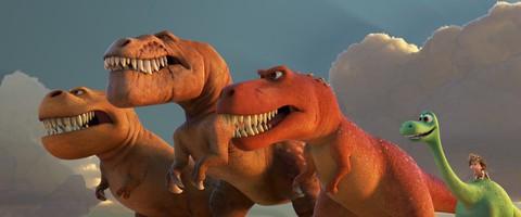 кадр №214117 из фильма Хороший динозавр