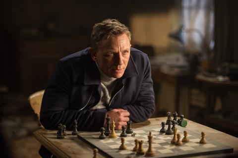 кадр №214170 из фильма 007: СПЕКТР