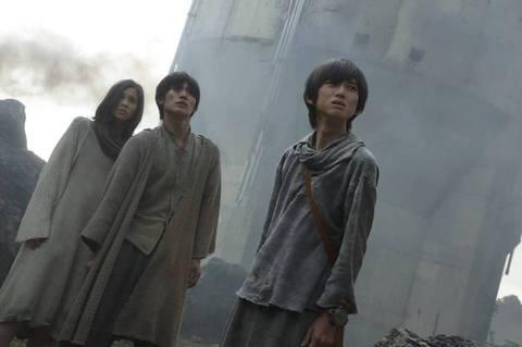 кадр №214504 из фильма Атака Титанов. Фильм первый. Жестокий мир