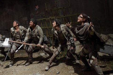 кадр №214512 из фильма Атака Титанов. Фильм первый. Жестокий мир