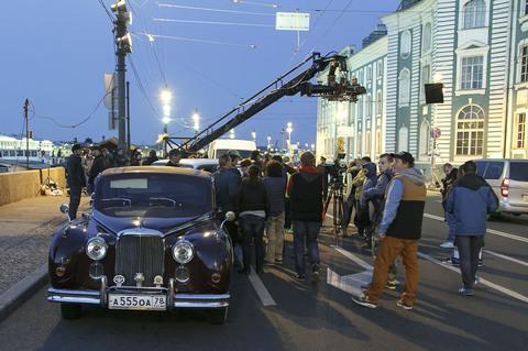 кадр №214839 из фильма В Кейптаунском порту