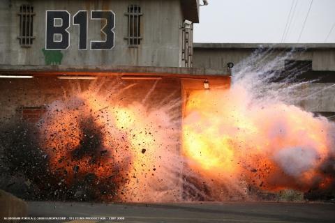 кадры из фильма 13-й район: Ультиматум