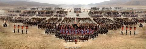 концепт-арты Битва у Красной скалы