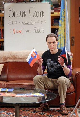 кадр №215493 из сериала Теория большого взрыва