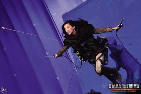 кадр №215762 из фильма Атака Титанов. Фильм второй. Конец света