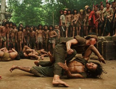 кадр №21595 из фильма Онг Бак 2: Непревзойденный