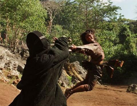 кадр №21597 из фильма Онг Бак 2: Непревзойденный