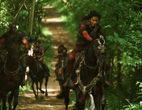 кадр №21599 из фильма Онг Бак 2: Непревзойденный