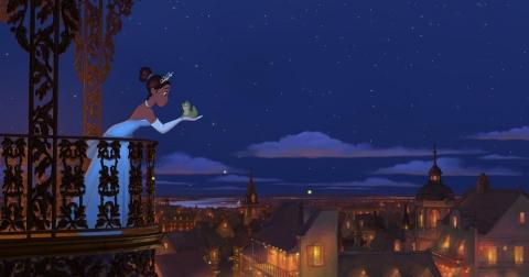 кадр №21617 из фильма Принцесса и лягушка