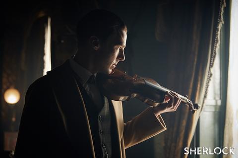 кадр №216256 из сериала Шерлок