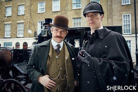 кадр №216257 из сериала Шерлок