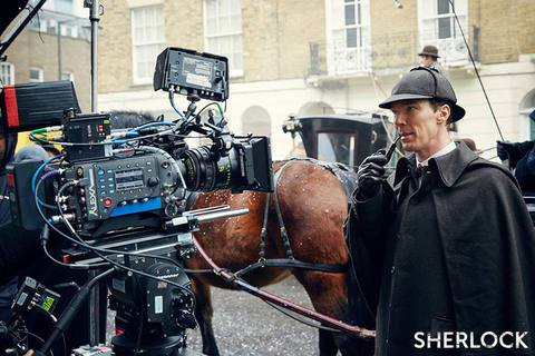 кадр №216258 из сериала Шерлок