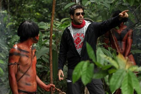 кадр №216847 из фильма Зеленый ад