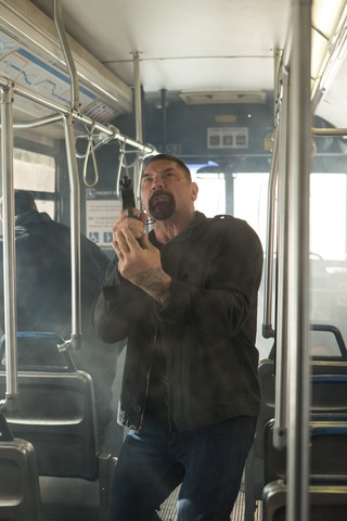 кадр №217010 из фильма Скорость: Автобус 657