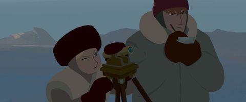 кадр №217281 из фильма Долгий путь на север*