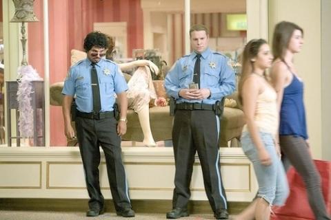 кадр №21737 из фильма Типа крутой охранник