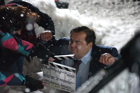 кадр №217414 из фильма SOS, Дед Мороз или Все сбудется!
