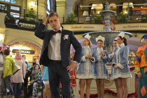 кадр №217424 из фильма SOS, Дед Мороз или Все сбудется!