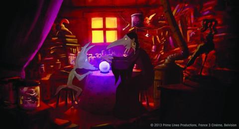 кадр №217812 из фильма Невероятная тайна Лулу