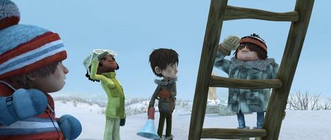 кадр №218693 из фильма Снежная битва 3D