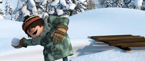 кадр №218694 из фильма Снежная битва 3D