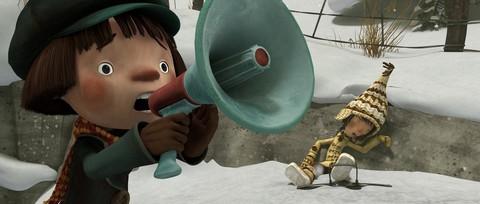 кадр №218697 из фильма Снежная битва 3D