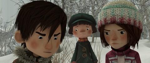 кадр №218698 из фильма Снежная битва 3D