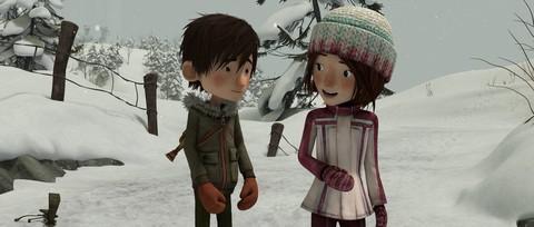 кадр №218699 из фильма Снежная битва 3D