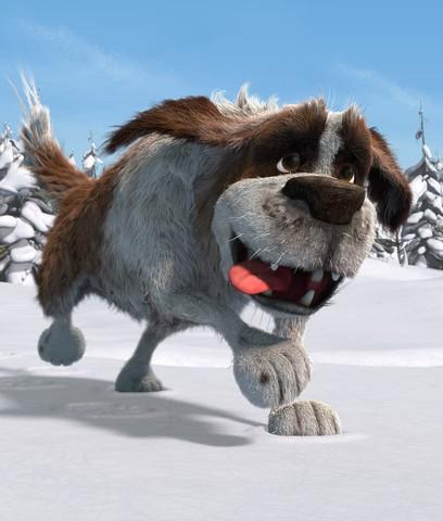 кадр №218701 из фильма Снежная битва 3D