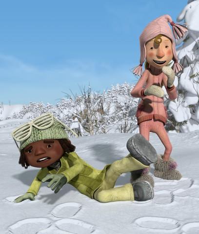 кадр №218702 из фильма Снежная битва 3D